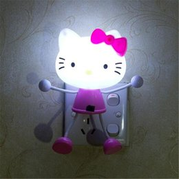 Discount led projection floodlights - 2017 New LED Cartoon Small Night Light Lamp Colorful Shining Light Kids Gifts Novelt Floodlight for Children Gifts
