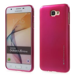 Wholesale Mercury Jelly Case - For Galaxy J5 Prime Cases MERCURY GOOSPERY i JELLY Back Case TPU Cover for Samsung J5 Prime  On5 2016 Galaxy J Series