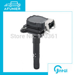 Wholesale Ignition Audi - Ignition coil for Audi A4(00-97),A6(03-00),VW Passat(99-98) OE No.058905105,058905101,0040100013,0040100020,0040100016,004010006