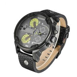 Wholesale Best Military Watches - 2017 NEW Luxury Brand watches Large dial Digital Men's Sports watch Fashion Men Military Quartz Wristwatch DZ7313 7314 Best gift