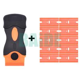 Écran de téléphone portable LOCA UV colle enlever couteau lame en plastique démonter Clean racleur pelle de polissage OCA Adhesive 100set ? partir de fabricateur