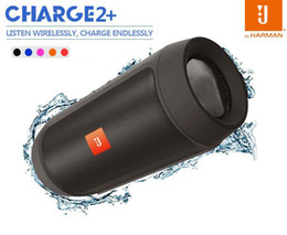 Wholesale Handfree Audio - Charge 2+ Bluetooth Speaker-portable for outdoor, call wireless mini speaker with stereo HIFI and subwoofers top quality for handfree music