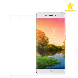 Wholesale Zte Grand X Screen - For iPhone 7 Plus ZTE Blade L110 Grand X Max2 Nubia Z11 Mini Blade L5 Plus Tempered Glass Screen Protector with Box Package