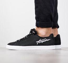 Moda atrevida online-2017 nuevos mens X Trapstar Clyde Bold zapatos negros blancos, zapatillas deportivas, zapatillas deportivas para hombre, zapatillas de deporte para hombre, moda casual