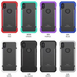 Wholesale beatles plastic - 2017 Luxury Fashion Hard Plastic +TPU Armor Hybrid Beatles Phone Cover for iphone X