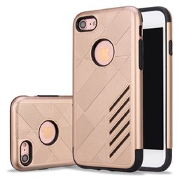 Wholesale Rugged Armor Skin Hard Case - Hybrid Armor Ballistic Case Rugged Hard PC+Soft TPU Caseology Skin Cases Cover For iPhone 7 8 Sumsung Galaxy J2 J7 A310 A510 LG K7 K5 G5 K10