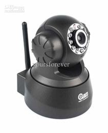 Wholesale Indoor Audio Systems - CCTV Cameras Home Security Cameras System NEO Coolcam NIP-02 Wireless IP Camera P2P Dual Audio IR Night Vision Pan Tilt Speed Monitor F2098A
