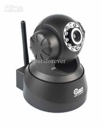 Wholesale Home Cctv System Monitor - CCTV Cameras Home Security Cameras System NEO Coolcam NIP-02 Wireless IP Camera P2P Dual Audio IR Night Vision Pan Tilt Speed Monitor F2098A