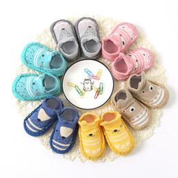 Wholesale Toddler Girls Crochet Shoes - Baby Winter Shoes Newborn Infant Toddler Kids First Walkers Warm Girls Boys Soft Sole Anti-Slip Prewalker Baby Shoes