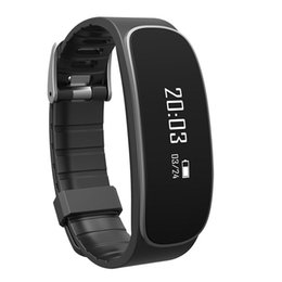 Wholesale Heart Rate Monitor Brands - H29 Waterproof Smart Bracelet Band Watch Bluetooth Brand Heart Rate Monitor Fitness Sleep Sports Tracker Pedometer Wristband