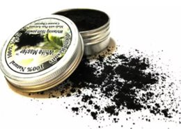 white bamboo charcoal Promo Codes - White Master Oral Whitening Tooth Bamboo Activated Charcoal Powder Decontamination Tooth Yellow Stain Smoke Tooth Stain Bad Breath Oral Care