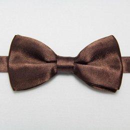 Wholesale Cravat Ascot Necktie Neck Ties - Wholesale- kids' bow tie knots cravat neckties bowties neck ties ascot butterflies bows
