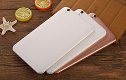 Wholesale Android Inch Mtk6575 - 4G LTE tablet PC 8 inch IPS Android 6 phone call MTK 2GB  16GB 32GB 3400mAh octa Core 1.3GHZ 2MP+5MP GPS G-Sensor Bluetooth FM Wifi