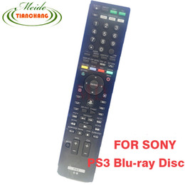 How to set up and use the playstation 3 bd blu ray remote control.