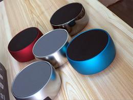 Sıcak BS-01 Taşınabilir Mini Hoparlör Kablosuz Bluetooth Hoparlör TF kart yuvası Ile Metal kutu içinde Fırçalanmış malzeme ile perakende kutusu nereden