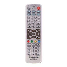 Wholesale Wholesale Tv Deals - Wholesale- Top Deals CHUNGHOP 1PCS E698 Combinational remote control learn remote for TV SAT DVD CBL AUX