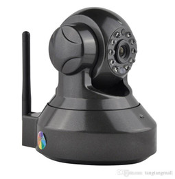 Wholesale New Wireless Baby Monitor - Wifi IP Camera 720p Wireless Mini CCTV P2P NEW Camera Baby Monitor Security P T Micro Camera Free IOS & Android APP