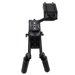 Wholesale Dslr Rig Stabilizer - CAMVATE Rig Shoulder Mount Movie Kit Support Stabilizer fr SLR Video Cameras Steady