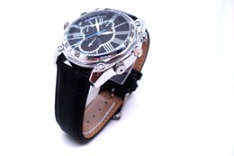 Wholesale China Watches Free Shipping - free shipping DHL post H500a China Top Ten HD 720P Waterproof watch video camera(f)