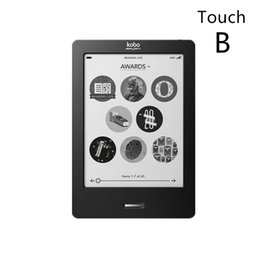 Wholesale Ereader Touch - Wholesale- Used Kobo Touch 905B Ebook Reader E-ink cheap 6 inch e-book e book reader ereader second hand eink not mini boyue