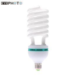 Wholesale Video Daylight Bulb - Wholesale- E27 Photo Studio Bulb Video Light 220V 115W 5500K Photography Daylight Lamp Photographic Lighting For Photography