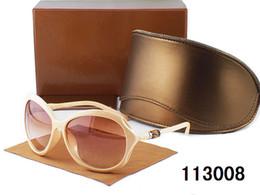Wholesale Adult Novels - Novel luxury brands designer vintage Eyewear Italy Sunglasses women men shades Fashion glasses with original case