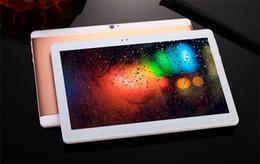 tabletas de porcelana 4g lte Rebajas Venta al por mayor- NUEVA caja metálica 4G LTE Tablet PC BMXC 10.1 Pulgadas Octa Core Android 6.0 4G teléfonos Bluetooth WIFI cámara GPS 8MP 1280 * 800 IPS 4G