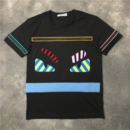 Wholesale Expressions Clothing - 2017 summer fashion brand Mens T-shirts Men Short Sleeve Casual tshirt Tee Tops Mens with Tshirts Towel expression monster Mens Clothing