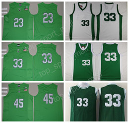 Wholesale Valentine Blue - 2017 College Throwback Michigan State Spartans Jerseys Basketball 33 Magic Johnson 45 Denzel Valentine 23 Draymond Green with player name