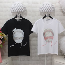 Wholesale Army Toys - 2017 Free Shipping Cotton Short Sleeve Women Casual Cartoon Summer Toy T Shirt Fashion Girl's Tops