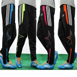 Wholesale Outdoor Running Pants - Unisex jog pants Child adult gym clothing Casual Outdoor sport wear Run training sportwear Football exercise trousers