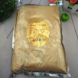 Wholesale Powder Beauty Mask - Hot 800g 24K Gold Mask Powder Active Face Brightening Luxury Spa Treatment Beauty Care Free shipping
