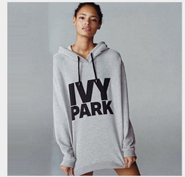 Wholesale Beyonce Clothing - Hot Beyonce Hooded Women Hoodies Sweatshirts Long Sleeve Ivy Park Beyonce Fans Sweatshirt Men Hip Hop Fashion Casual Clothes 2XS-4XL