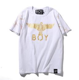 Wholesale Boy London Tshirt Women - NEW summer boy london t shirt for men women short sleeve tee shirt tshirt off white t-shirt harajuku hip hop t-shirts