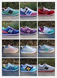 Wholesale Walking Shoes Ladies - 2017 Fall Women Casual Sport Running Shoes Breathable Flat Sneakers Fashion Lady Casual shoes Outdoor Walking shoes