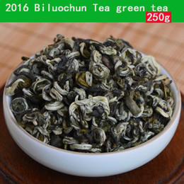 Bebendo chá verde on-line-2019 nova primavera 250g prémio chá Biluochun novas chá verde produtos de saúde boa bebida china