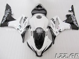 Wholesale White Repsol Fairings - REPSOL fairings for HONDA CBR600RR F5 2007-2008 CBR600RR 07-08 CBR600 RR 2007 2008 F5 injection fairing sets #G8J45