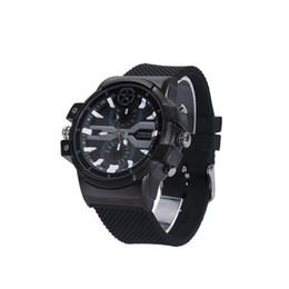 Wholesale Motion Detection Watch - Super High Definition 2K Spy Watch Camera 1296P 16GB 32GB Hidden Camera Watch DVR Motion Detection Waterproof Mini DV Security Cam