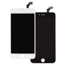 2019 novas peças para telemóvel BARATO preassembled preto / branco de alta qualidade digitador lcd frontal assembléia tela de substituição para o iphone 6 plus rpp_007