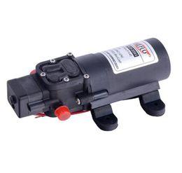 Wholesale Diaphragm High Pressure Water Pump - Sailflo 12V 70 psi 2.6L min High Pressure Diaphragm Water Pump-Caravan rv boat marine