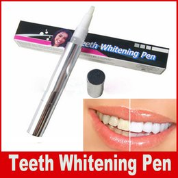 Wholesale Dental Brushes - Teeth Whitening Pen-2.5ml 35% Carbamide Peroxide Gel Soft Brush Applicator For Tooth Whitening Dental Care Whitener Gel 2ml