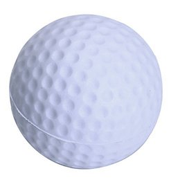 Wholesale white foam balls wholesale - Wholesale- ELOS-Golf ball for Golf training Soft PU Foam Practice Ball - white