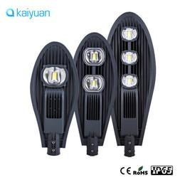 Bridgelux führte 45 mil online-LED Straßenlaterne 20 Watt 30 Watt 50 Watt 60 Watt 100 Watt 150 Watt 45 Mil Bridgelux Straße Highway Garten Park Lichter 85-265 V Streetlight Außenbeleuchtung