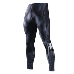 Wholesale High Quality Tights Adults Men DVA Cosplay Costume SpiderMan Compression Pants Bodybuilding