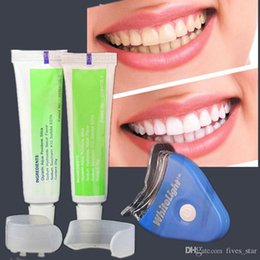 Wholesale Teeth Cleaning Kits - Whitelight Kit Personal Oral Hygiene Care Dental Tooth Cleaner Whiten Teeth Tooth Whitening Instrument Free DHL XL-M115