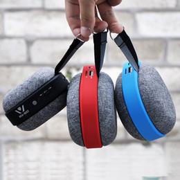 Wholesale Wholesale Model Fabric - DANIU WSA-8622 Fabric HiFi Bluetooth Speaker Private Model Multifunctional Mini Outdoor Speaker with Hook Hand Free FM Radio