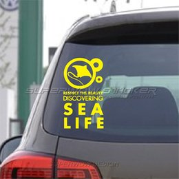Wholesale Marines Stickers - Explore the marine body sticker hood with reflective car stickers Professional car with high-strength reflective film