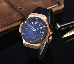 Wholesale center square - 2017 latest version of the silicone brand military men or women wathes center clock calendar reloje man watches the freedom of man's le