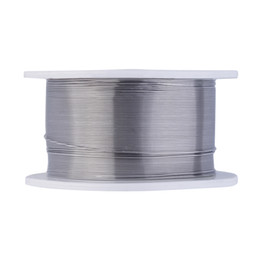 Wholesale Fine Core - Fine Solder Wire 0.6mm 60 40 2% Flux Reel Tube Tin lead Rosin Core Soldering 50G
