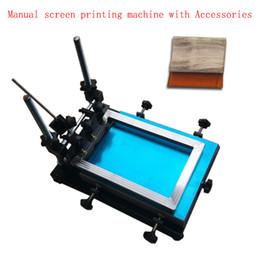 Wholesale Cheap Stencils - 2015 cheap price manual stencil printer machine